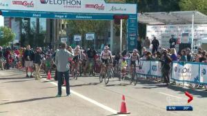 Edmontonians rally around 2017 edition of Tour of Alberta