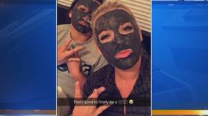 College student causes outrage after posting blackface photo with racial slur