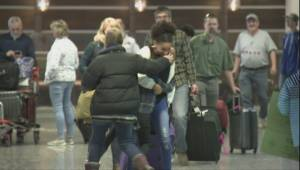 Albertans stranded by Haitian protests relieved to arrive in Calgary