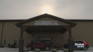 First overnight shelter to open in Strathmore