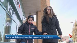 Ontario couple desperate to maintain autism funding for children considers separating, selling home