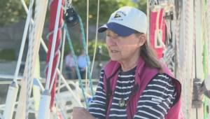 B.C. woman tries record-setting voyage again
