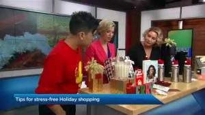 Saving time and money with your holiday shopping