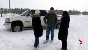 Alberta family fights back in Sundre break and enter
