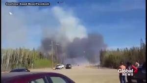 Viewer Video: Fire in High Level