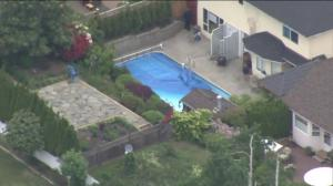 Daycare child drowns in Mission swimming pool