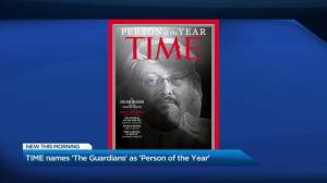 Time names 'The Guardians' as its Person of the Year