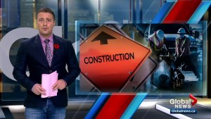 Winnipeg drivers concerned about incomplete road construction