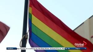 Calgary community members create Pride event where uniforms are welcome