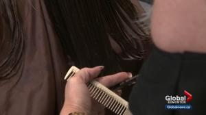 Fort Saskatchewan hair stylists help combat domestic abuse