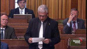 Christopher Garnier case continues to dominate Question Period