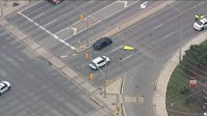 Pedestrian struck and killed by vehicle in Mississauga