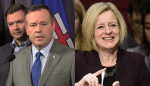 UCP leader Jason Kenney tweet backfires as #BetterOffWithRachel trends