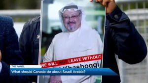 What should Canada do about Saudi Arabia?