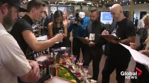 Okanagan Spirits hosts annual mixoff event