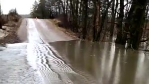 Quebec flooding too much for roadway drainage systems