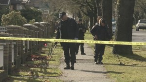 Gang shooting kills two in Vancouver