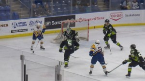 Saskatoon Blades down Edmonton Oil Kings to snap losing streak