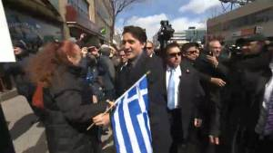 Montrealers celebrate Greek Independence Day Parade