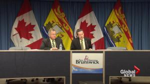 New Brunswick government says no to fracking wastewater at municipal sites