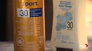 Ask the Doctor: Protecting your skin from sunburns with proper sunscreen use