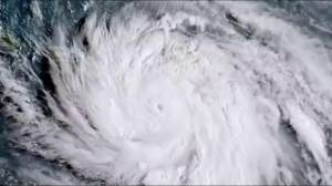 Hurricane Maria hits Dominica, headed to Puerto Rico