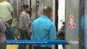 TTC operator fails random drug test
