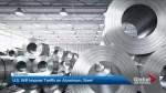 U.S. will impose tariffs on aluminum, steel
