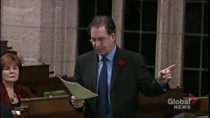 NDP lambastes the Liberals over a controversial Statistics Canada project