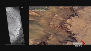 NASA explains Mars' mysteries