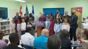 Alberta earmarks $393M for 20 new, upgraded schools, 3 in Edmonton