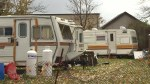 Napanee man has one month to remove trailers and people living in them from his property
