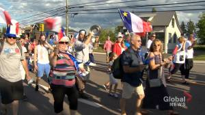 Congres Mondial Acadien takes over New Brunswick