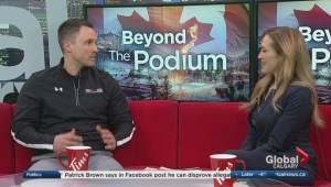 Speed skater Denny Morrison's road to the Pyeongchang Olympics