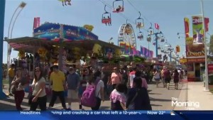 What's new at the 2016 CNE