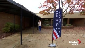 Midterm Elections: Fears of voter suppression after problem at Georgia polling station