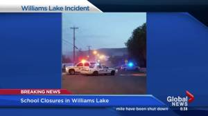 Williams Lake on lockdown as police deal with 'emergency'