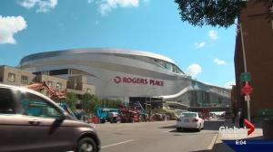Parking rates to rise when Rogers Place hosts events