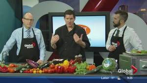 Red Hat Co-op prepares delicious vegetable-focused dishes (09:31)
