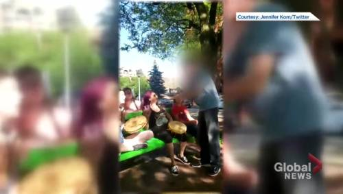 Indigenous drummers allege racism in altercation in Toronto park
