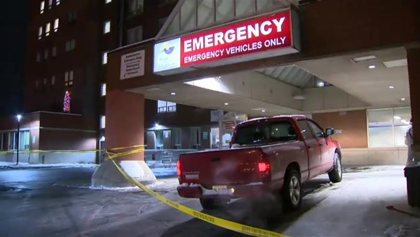 Brantford hospital lockdown lifted after nearby fatal shooting