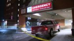 Lockdown on Brantford General Hospital lifted after fatal shooting in the area