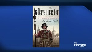 Life as the Ravenmaster in the Tower of London