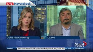 Mainstreet Research president discusses new Calgary election poll