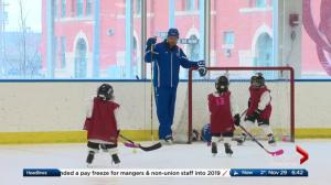 Lil' Oilers program teams young players with their NHL heroes