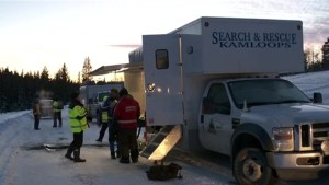 Search underway near Merritt for missing cowboy