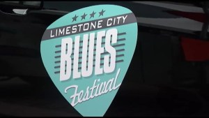 Limestone City Blues Festival known for local talent