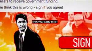 Canada's political parties using Facebook to target you