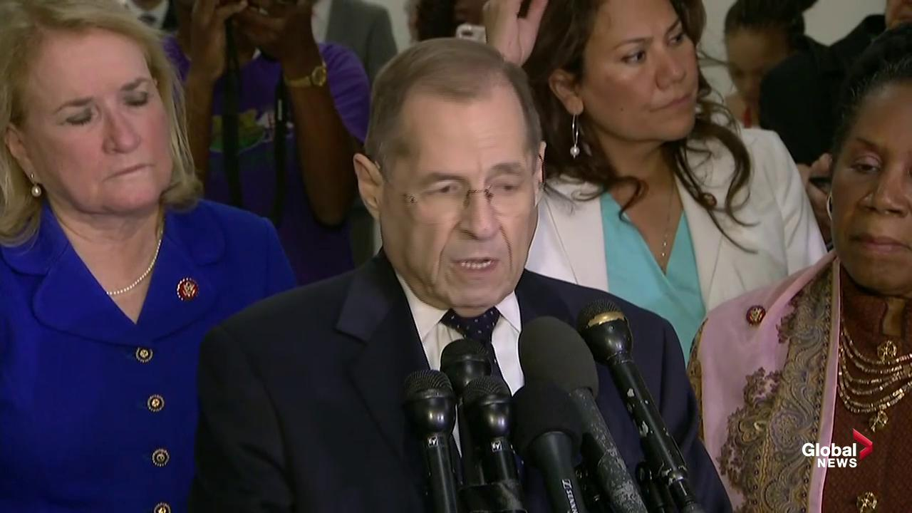 Democrats move to hold William Barr, Wilbur Ross in contempt of Congress