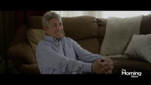 Eric Roberts on 'Never Saw It Coming'